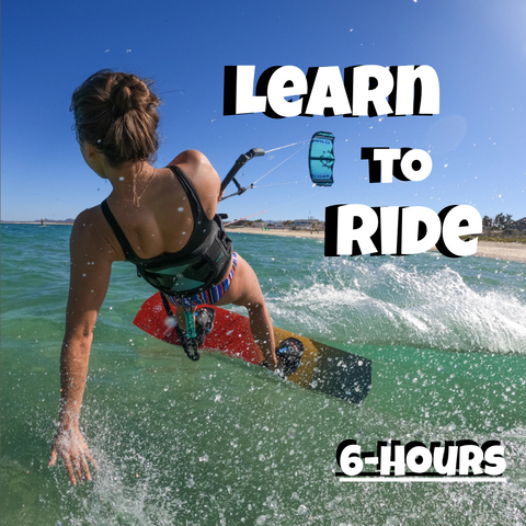 Learn to Ride (6-Hour Package)