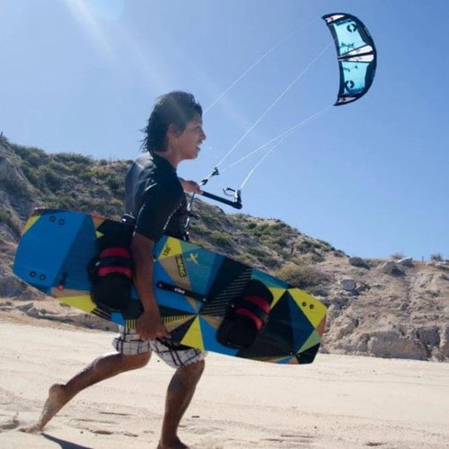 Kiteboarding Lesson with Ride-a-long or Beach Lesson