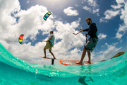 Quarantine Kiteboarding Camp