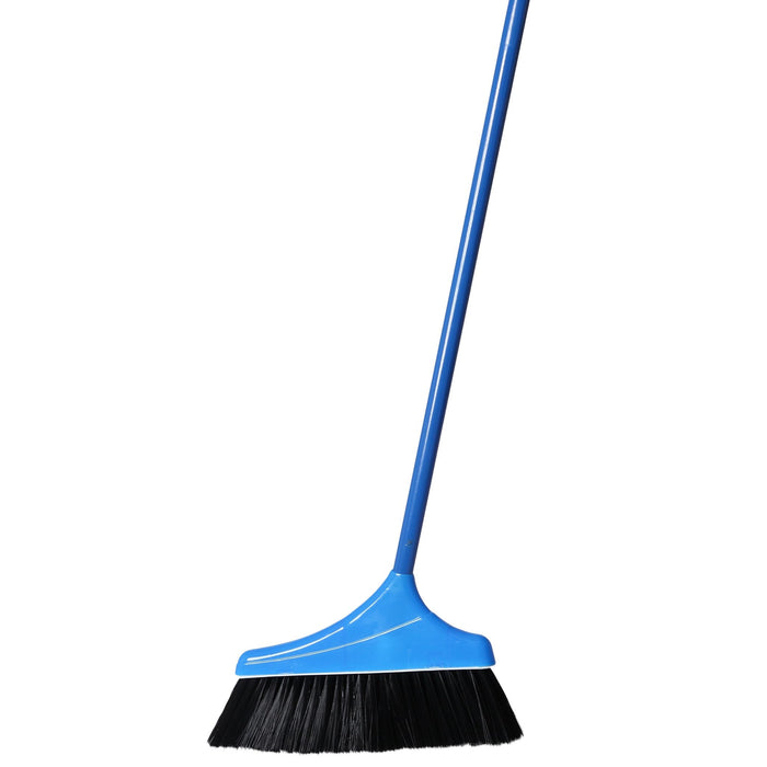 LOBBY DUSTPAN & WHEELS BLACK ADVANCE +/- BROOM