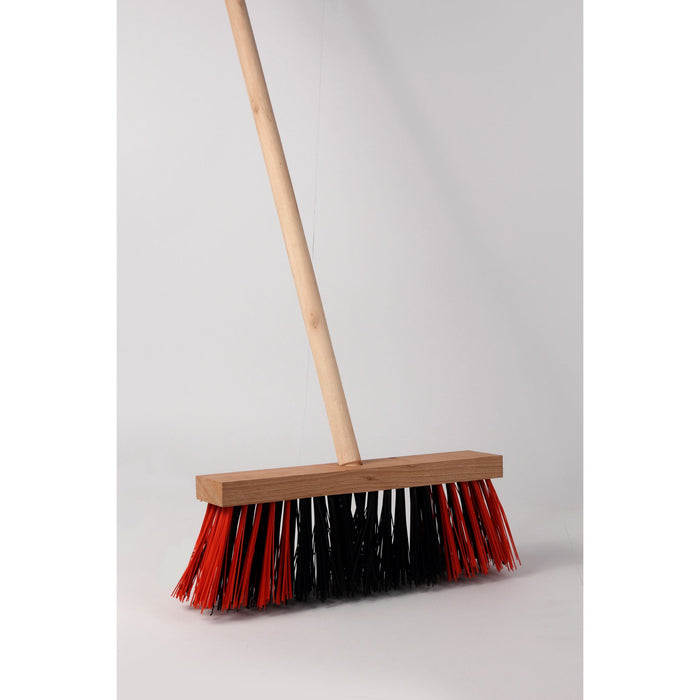 MUNICIPALITY BROOM HARD W/OUT HANDLE 30CM*6CM CLASSIC