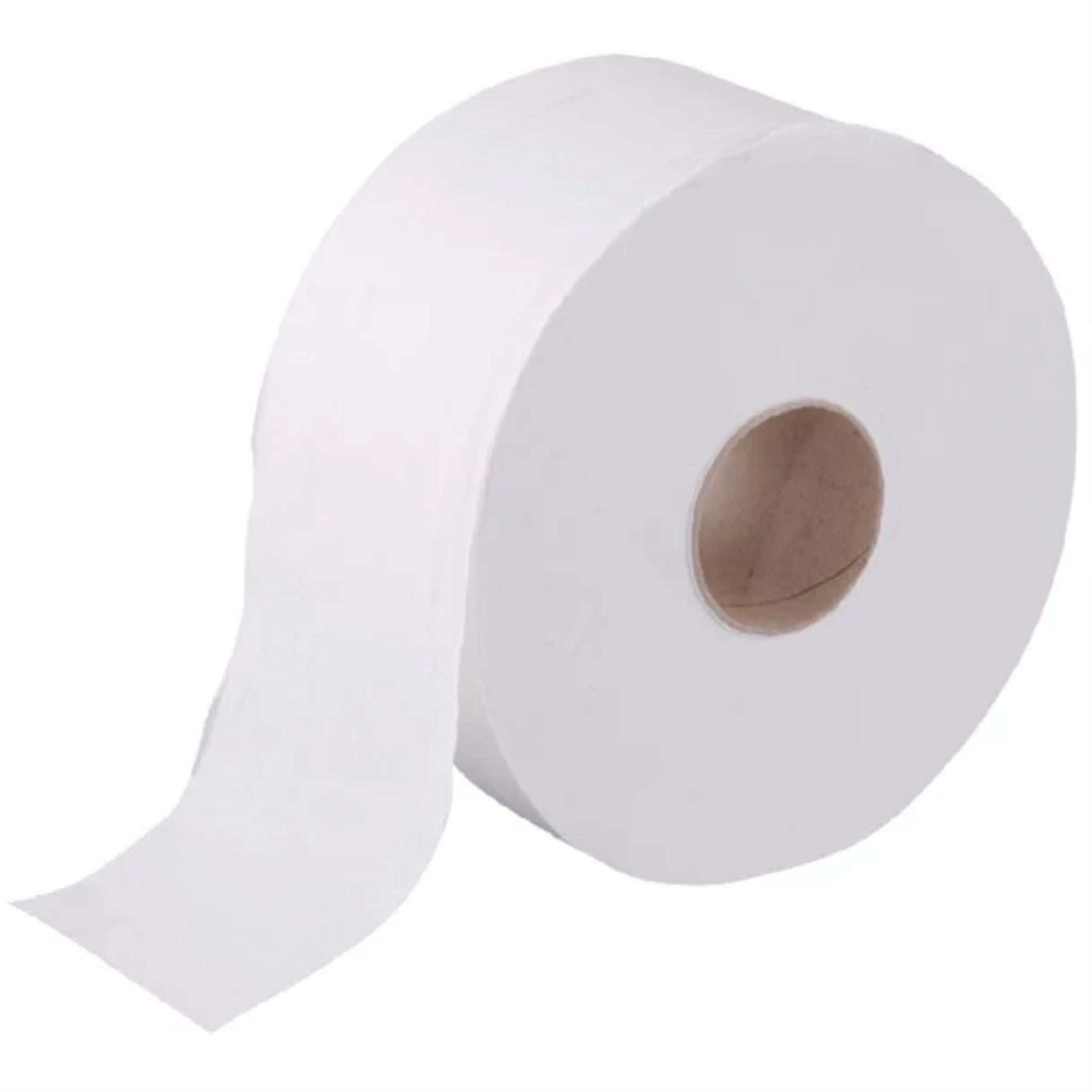 MAXISTAR TOILET ROLL WHITE 2PLY