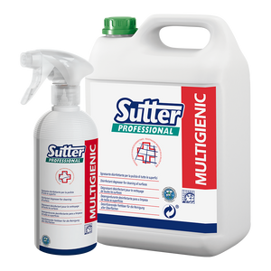 MULTIGIENIC- SURFACE DISINFECTANT & DEGREASER  500ML