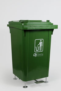 WASTE CONTAINER & PEDAL 60L ADVANCED