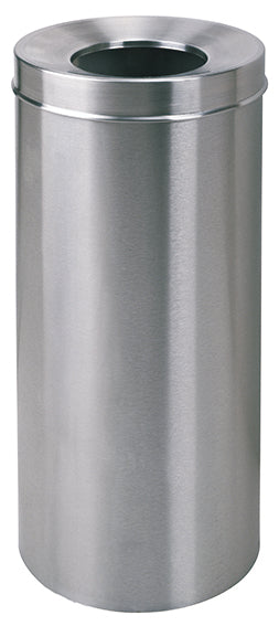 STAINLESS STEEL WASTE CONTAINER OPEN TOP ADVANCED