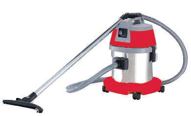 STAINLESS STEEL VACUUM CLEANER WET & DRY  15L