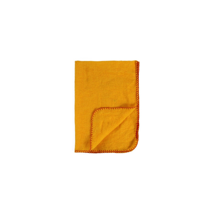 DUST CLOTH YELLOW/ORANGE