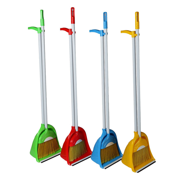 LOBBY DUST PAN & BROOM  ADVANCE