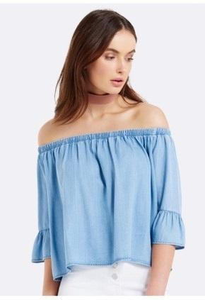 nice off shoulder shirt