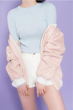 aesthetic cute jacket