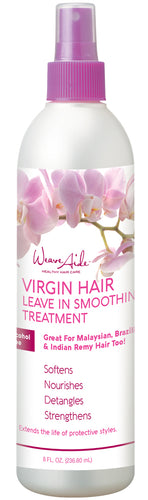 8oz. Virgin Hair Leave In Smoothing Treatment