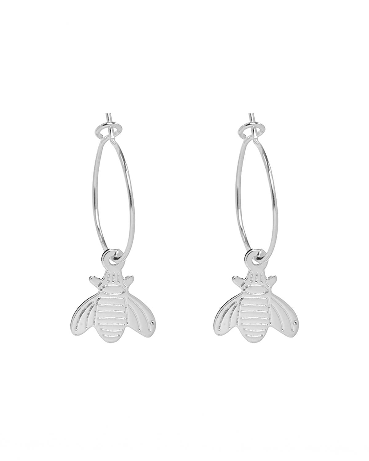 Small Bee | Silver