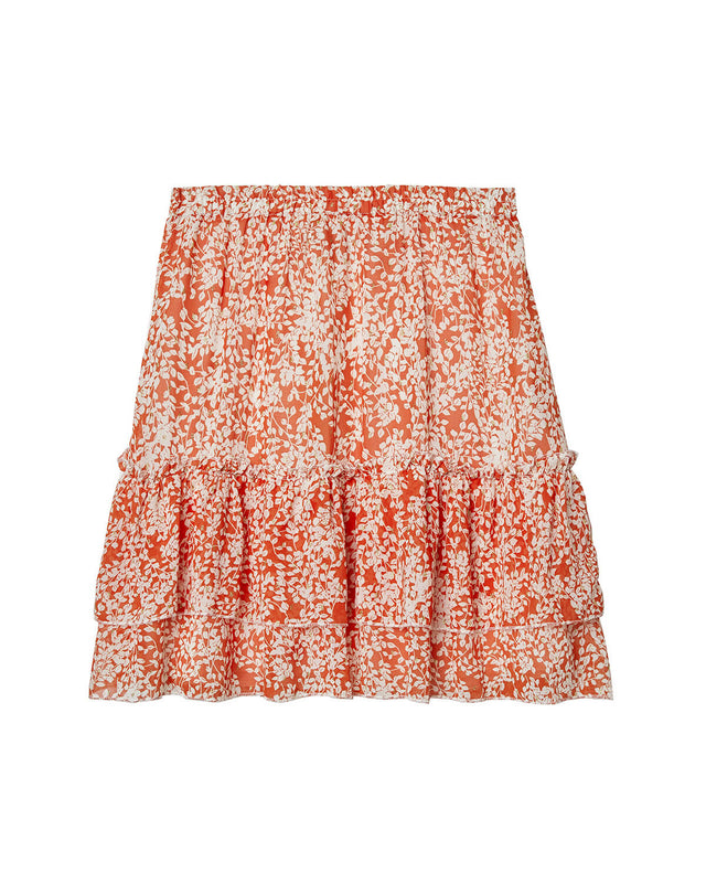 Spring Leaves Skirt
