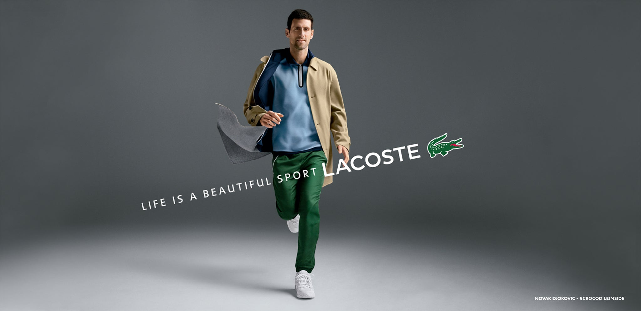 Lacoste Dicons