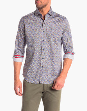 CAMISA MANGA LARGA RICHARD | RICHARD LONG SLEVE SHIRT - Dicons - Robert Graham