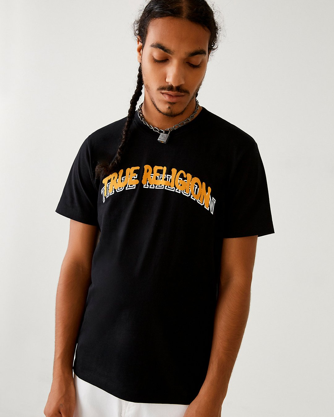 LOGO TEE TRUE RELIGION - Dicons - True Religion