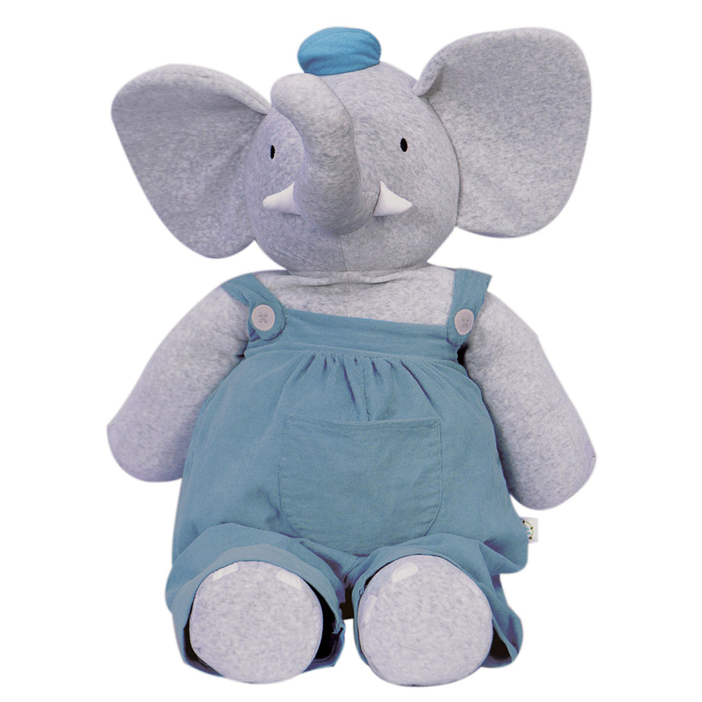 Alvin the Elephant Display Plush