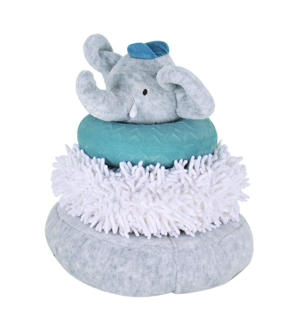 Alvin the Elephant - Soft Stacker