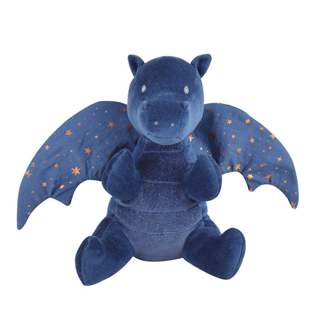Midnight Dragon - Soft Plush Toy