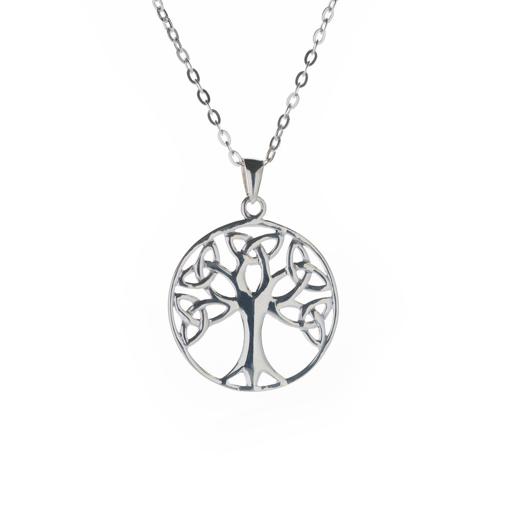 Tree Of Life With Circle
