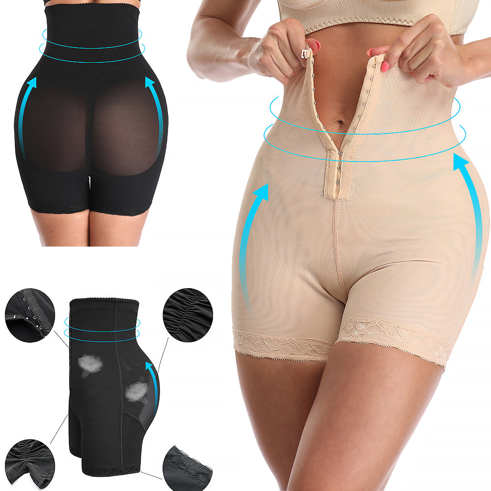 New large-size waist trainer body-building control panties