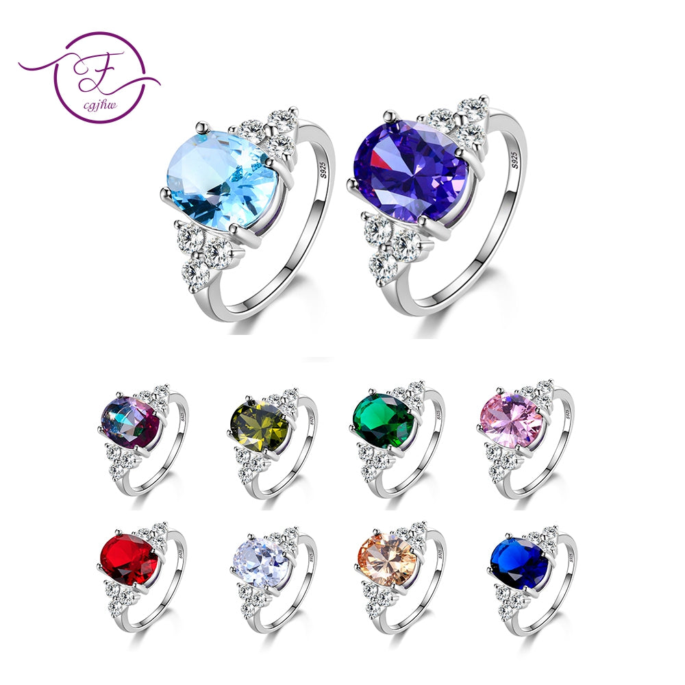 Multicolor Women's Rings - tonpx