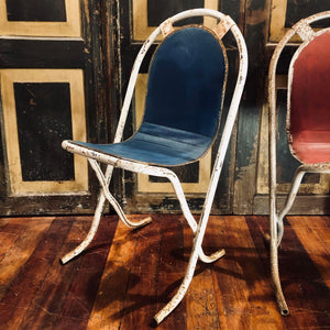 Stak-a-bye Mid Century Chairs