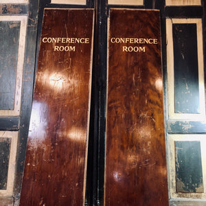 Mid Century Conference Boards