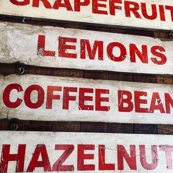 Orchard Signs