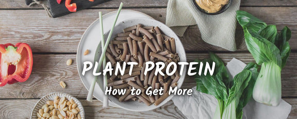 6 Easy Ways to Enjoy More Plant Protein