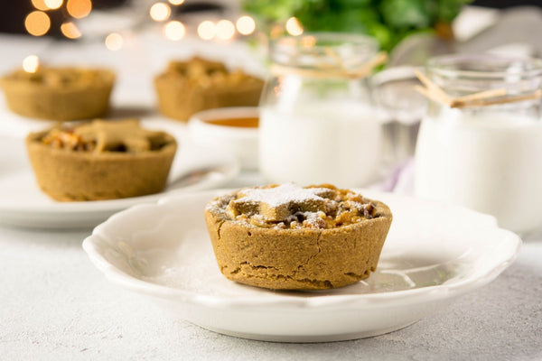 Sweet Vegan Mince Pies