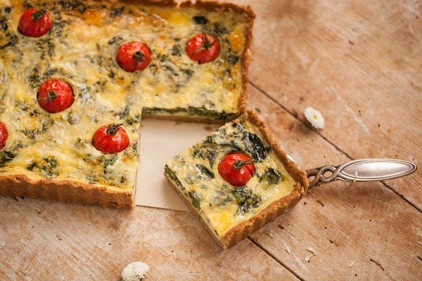 Lizza Spinach Tart
