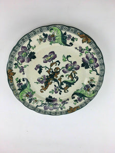 "Antique Buffalo Pottery 1907 10"" Dinner Plate - Lot 3364"