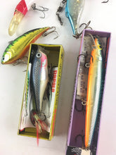 Load image into Gallery viewer, Vintage Fishing Lures Lot Of 5 5397