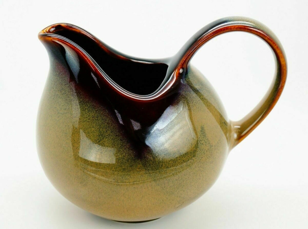 Sango Nova Brown Creamer - Lot 1699
