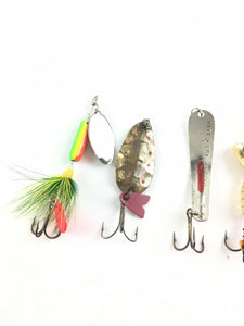 Vintage Fishing Lures Lot Of 5 5601