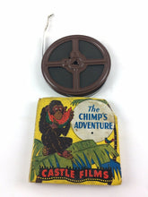 Load image into Gallery viewer, Vintage The Chimps Adventure Castle Films 8MM Film #5409