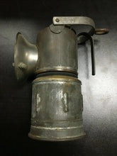 Load image into Gallery viewer, CARBIDE ITP MINE LAMP PATENTED JULY 29,1913 DEWAR MFG. CO. BROOKLYN,NY -3669