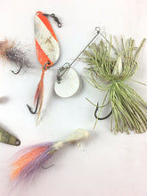 Load image into Gallery viewer, Vintage Fishing Lures Lot Of 5 5421