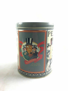Vintage Planters Peanuts Tin Can 4748