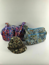 Load image into Gallery viewer, 3pc Vera Bradley Items - Lot 1290