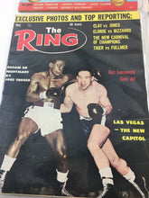 Load image into Gallery viewer, Assorted Lot Of 5 Vintage Boxing Magazines-1963-72 MINT-5499