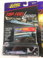 Load image into Gallery viewer, Johnny Lightning Top Fuel Legends Lot Of 2 DH 14