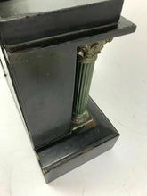 Load image into Gallery viewer, Antique Ansonia clock NY, antique wind up 5 Cast Iron Case For Repair #1492