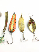 Load image into Gallery viewer, Vintage Fishing Lures Lot Of 5 5012