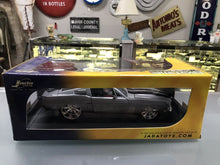 Load image into Gallery viewer, JADA DUB CITY 1967 SHELBY GT 500 SILVER CHROME 1:18 CC Brand New! - 8144