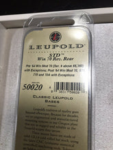 Load image into Gallery viewer, Leupold STD Win 70. Rev. Rear 50020- 5779