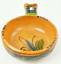 Load image into Gallery viewer, (4) MEXICAN TERRA COTTA NESTING BOWLS =  lot 2787