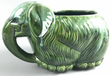 Load image into Gallery viewer, Vintage Porcelain Elephant Planter- 1916