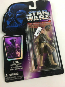 Star Wars: Leia In Boushh Disguise Action Figure Shadows of the Empire 4627